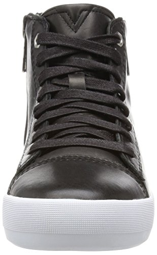 W Sneaker Black round Fashion nentish Zip S Diesel Women's q0wZ6UXX
