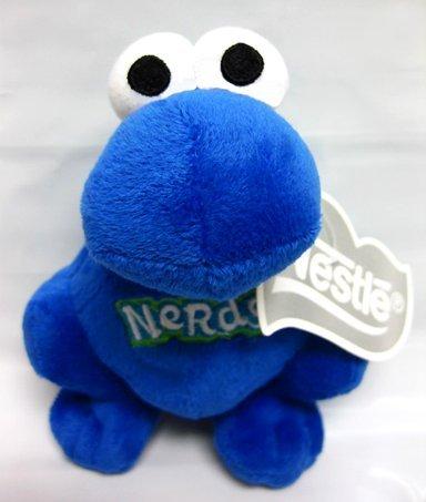Nerds Plush Nestle Blueberry Figure
