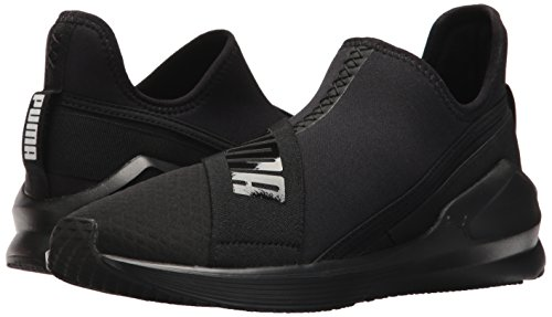Black À Femmes Chaussures Black puma Féroces Puma Enfiler Pour 5TqFwBYw