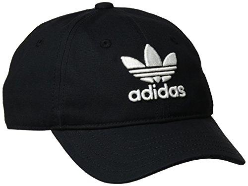 Adidas Adidas Casquette Trefoil Mixte Trefoil Noir g4wvqZO5