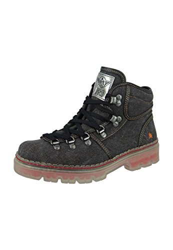 Stivali Art Boot alpino 20 Nero Nero - 0800, ART Schuhe Damen:42