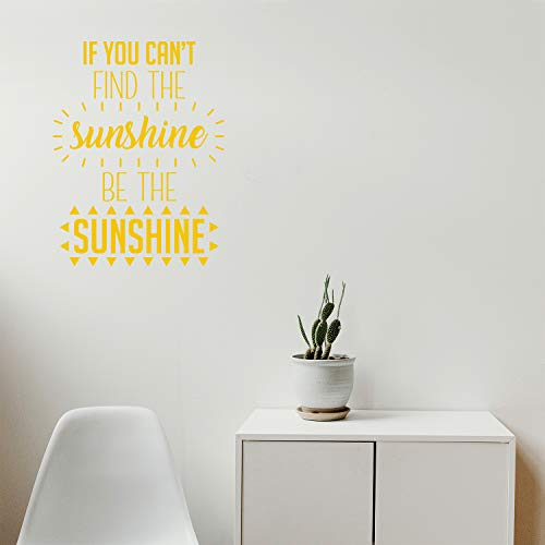 Vinyl Wall Art Decal Motivational product image