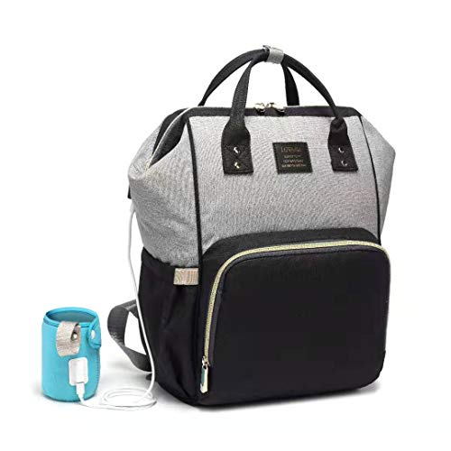 BabyMemory Backpack Diaper Bag