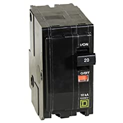 Square D by Schneider Electric QO220CP Q...