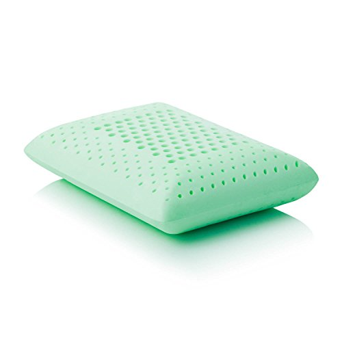 Z Zoned Dough Memory Foam Pillow Inflused With Real