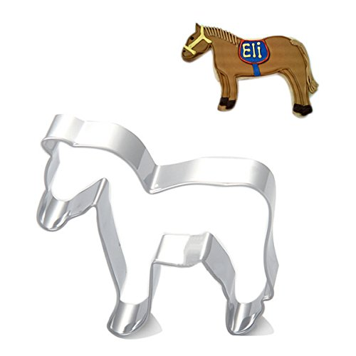Horse Shaped CookieStainless Steel3