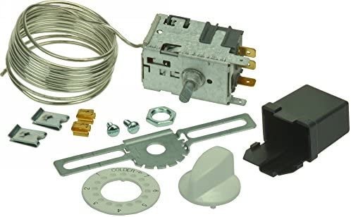 Danfoss 077B-7005 No.5 - Kit de termostato para congelador: Amazon ...
