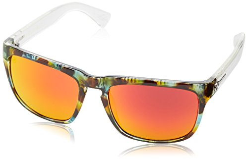 Electric Visual Knoxville Mens Sunglasses, Fire Havana/Melanin Grey Fire - Clothing Men's Knoxville