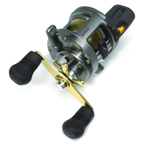 Shimano Tekota 300 Saltwater Star Drag Reel with Line Counter