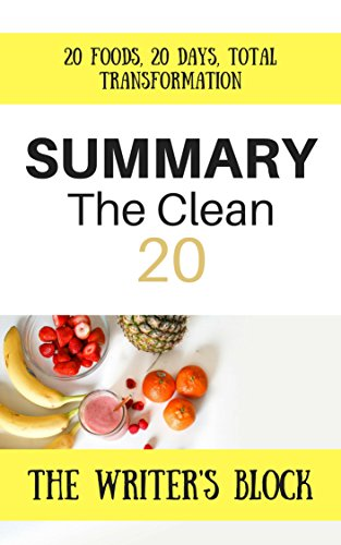 Amazon summary the clean 20 20 foods 20 days total summary the clean 20 20 foods 20 days total transformation by ian fandeluxe Image collections