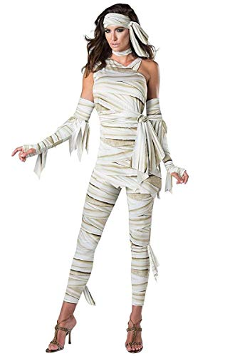 (InCharacter Unwrapped Adult Costume-Medium)