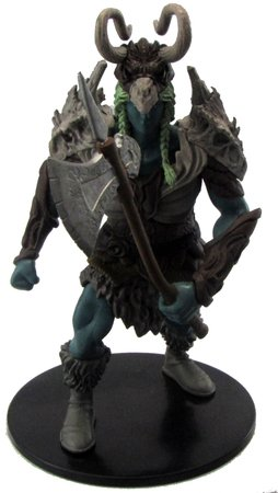 Frost Giant (Axe) 29b/45 Icons of the Realms - Storm King's Thunder - Giant Axe Toy