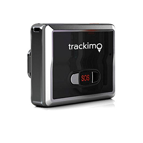Trackimo TRK100 | GPS Tracker with 1 Year Free GSM Service for Android iPhone
