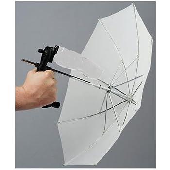 Lastolite LL LU2126 Brolly Grip Kit with 20-Inch Translucent Umbrella