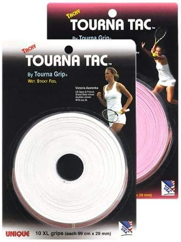 Tourna Tac Pink Tennisovergrip 10er Pack