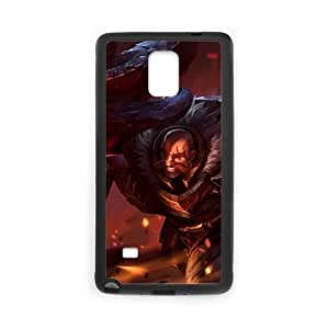 Beast On Fire Beast On Fire iPhone 4 4s Cell Phone Case Black Phone Accessories LK_779974