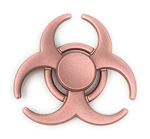 ArcSpin! Arc Spinner-Pink Balanced Fidget Spinner Toy, Increases Focus, Reduce symptoms of Autism, ADHD, Stress, Anxiety and Boredom. New Style Spinner Toy