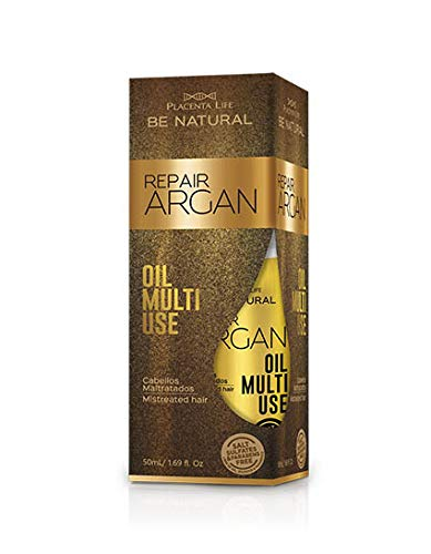 Be Natural - Aceite Multi Usos 50 ml - Repair Argan - 1 unidad