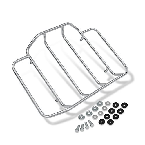 Show Chrome Accessories 91-306 Luggage Rack