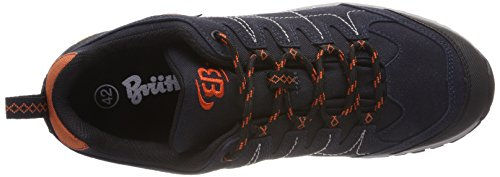 Low Azul Adulto Orange Marine Rise Zapatos Bruetting de Shasta Orange Senderismo Mount Marine Unisex FIfqTf