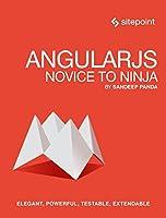 AngularJS: Novice to Ninja Front Cover