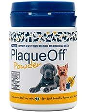 Plaque Off 60g Dog Placa para Perro, 60 g