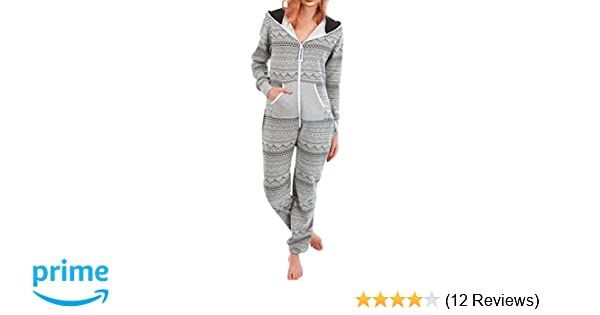 41339bf2d349 SKYLINEWEARS Women s Ladies Onesie Fashion Printed Playsuit Jumpsuit