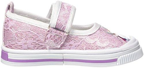 Disney Ballet Pizzo, Zapatillas Para Niñas Violeta