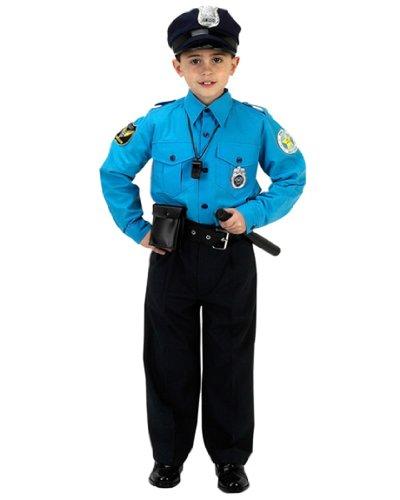 Aeromax Jr. Police Suit, 6-8