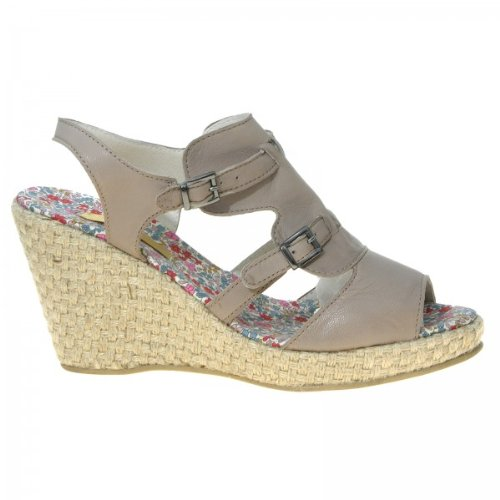 - Espadrilles cuir burnish btfe320 pointure -