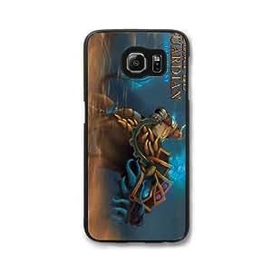 CHEN L3E8DJ9F Caso funda Samsung Galaxy S7 Caso funda Negro