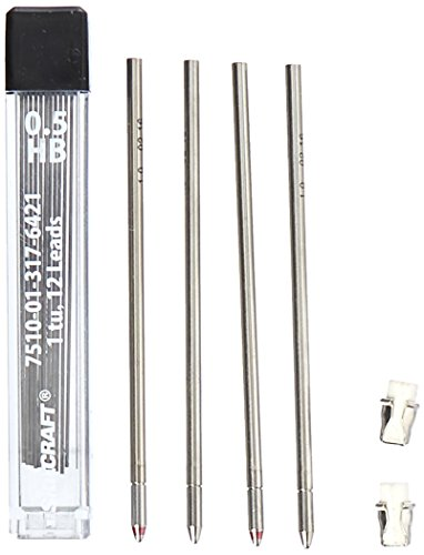 SKILCRAFT 7510-01-565-0621 5 Piece B3 Aviator Pen Refill Kit