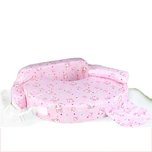 Breastfeeding Pillow,Multi-Functional Breathable Baby Nursing Support Cushion,Slip Newborn For Lying Or Sitting (color : B)