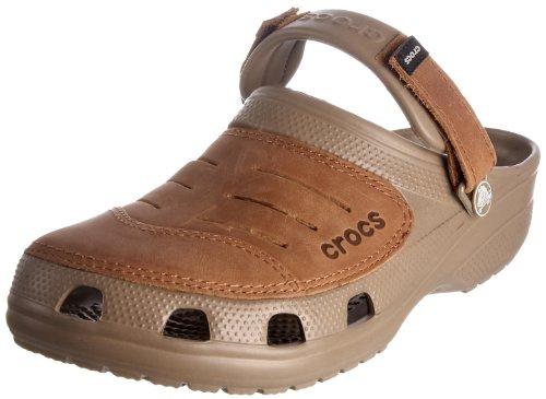 Crocs Mens Yukon Täppa Khaki / Brun