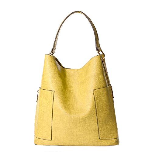 Handbag Republic Women Handbag PU Leather Top…