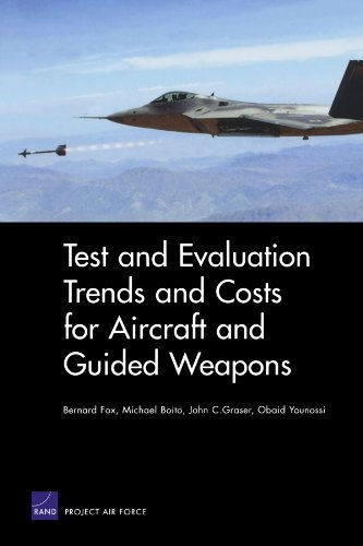 Test and Evaluation Trends and Costs for Aircraft and Guided - Weapons Guided