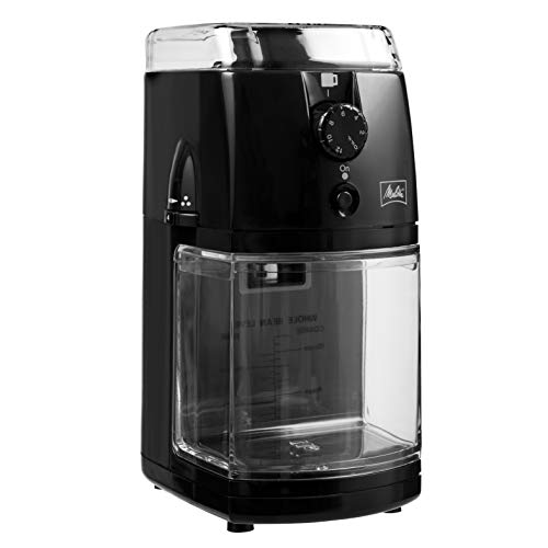 Secura SCG-903B Automatic Electric Burr Coffee Grinder Mill, 1-Year Warranty