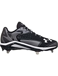 Under Armour Men's Yard Low Metal Baseball Cleats