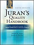 Juran's Quality Handbook: The Complete Guide to Performance Excellence - International Economy Edition