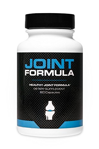 Joint Formula  60 Capsules    Natural Turmeric Supplement To Support Joint Health  Mobility   Anti Inflammatory Pain Relief