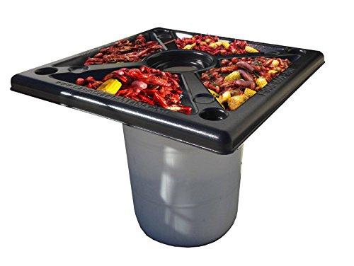 Peel N Toss Cajun Crawfish Boil Table Top by Peel N Toss (Image #3)