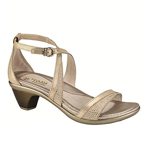 NAOT Women's Onward Sandals, Gold, 38 EU, 7-7.5 US M