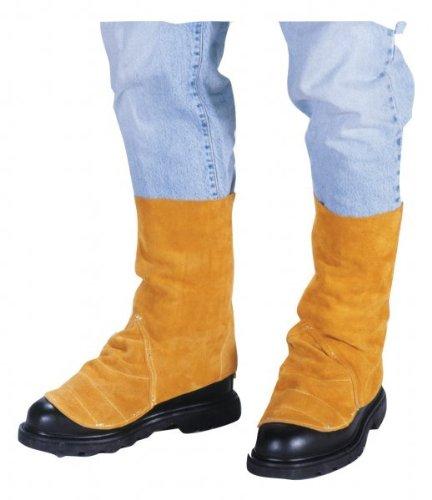 "John Tillman 527CL Velcro Closure 7"" Leather Shoe Protector"