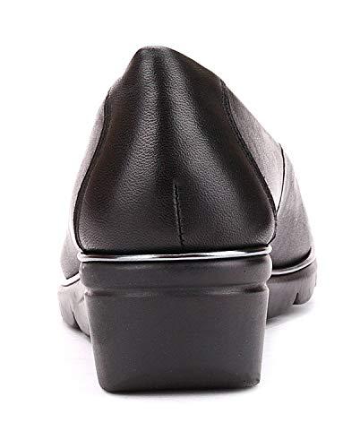 Boo Chaussure Lady Femme Noir Flexx The qHgEBanW