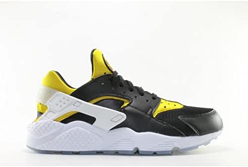 Nike Mens Air Huarache Black Gold Berlin City Pack Trainer Size 10 ...