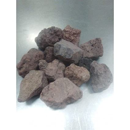 CubetasGastronorm Piedra volcánica Barbacoa 3 Kilos - 93GS00528