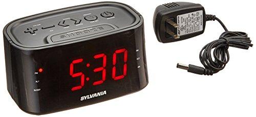clock radio display Digital Tuning