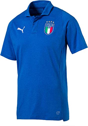 - Italy Casual Performance Polo 2018 / 2019 - Royal - M