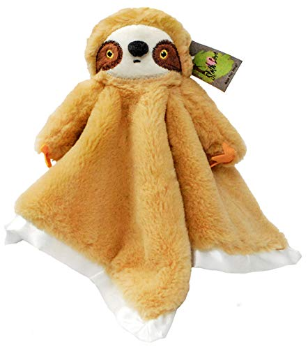 Sloth Baby Blanket: Sloth Lovey Security Blanket Baby Shower Gift