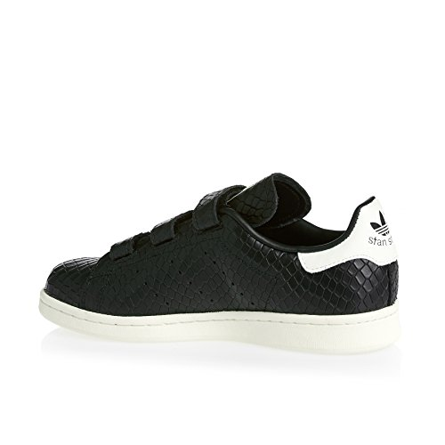 Adidas Originals Shoes - Adidas Originals Stan Smith Shoes - Core Black/Off White